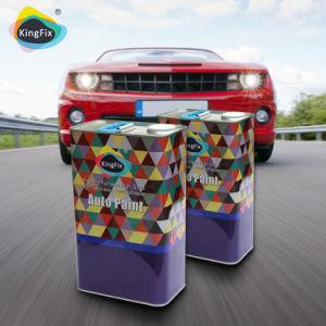 Kingfix100 Auto Paint Binder for 2k Topcoats pictures & photos