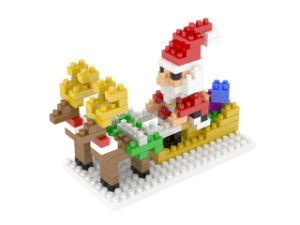 Promotion Gift Building Block Toy for Christmas (H03120118) pictures & photos