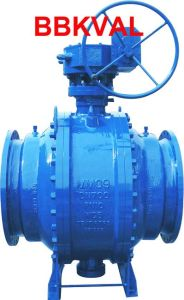 Cast Steel Wcb Ball Valve pictures & photos