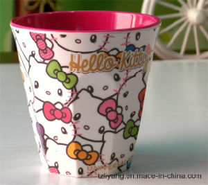 in Mould Label for Carton Plastic Cup pictures & photos