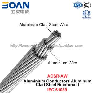 ACSR/Aw, Aluminium Conductors Aluminium Clad Steel Reinforced (IEC 61089) pictures & photos