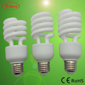 2015 New Half Spiral Energy Saving Lamp