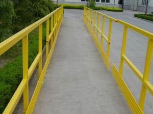 Fibreglass Handrails, FRP/GRP Handrails, Handrails, Fiberglass Square Tube pictures & photos