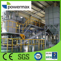 Maize Stalk Biomass Gasification Plant, Powermax Generator, Biomass Plant