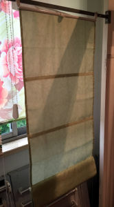 Easy-Fix Roman Shade for DIY Stores pictures & photos