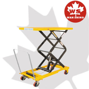 680kg Hydraulic Scissor Lift Table pictures & photos