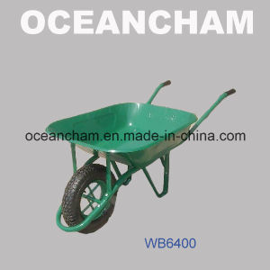 Wb6400 Industrial Wheel Barrow Gardenging Wheelbarrow