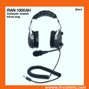 Aeroplane Helicopter Headset for Pilot Flying Trainning pictures & photos