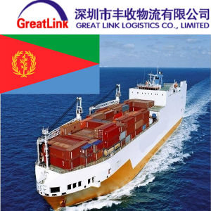 Sea Freight Forwarder From China to Eritrea