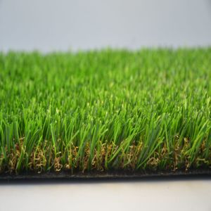 Eco Friendly Garden Artificial Turf with U Shape (ES) pictures & photos