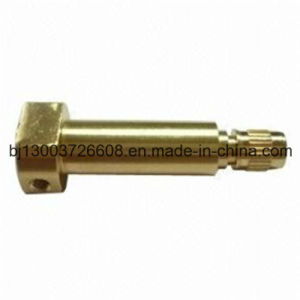 CNC Machining Brass Metal for Precision Turned-Part