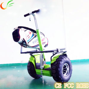 Outdoor Golf Car 2 Wheel Self Balancing Scooter Golf Scooter pictures & photos