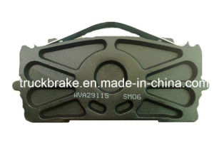 Truck and Bus Brake Pad for Mercedes-Benz 29148/29115 pictures & photos