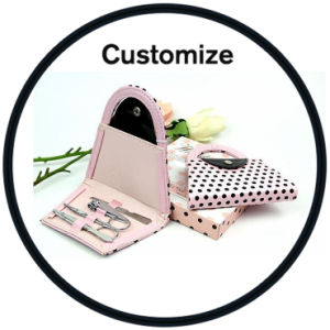 Custom Nail Manicure Set pictures & photos