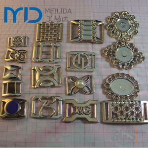 S Alphabet Plastic Ornaments with Clips for Women Fashion Shoes pictures & photos
