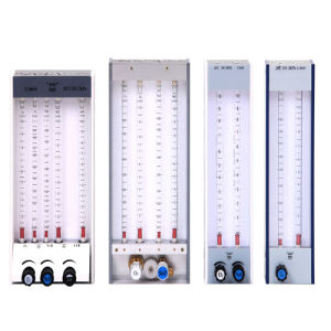 Single O2 Flowmeters with 2 Tubes pictures & photos