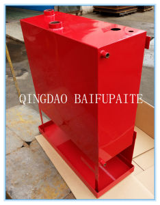 Red Powder Coated Diesel Fuel Tank pictures & photos