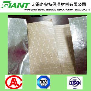 Heat Sealing Aluminum Foil Scrim Kraft with PE Three Way pictures & photos