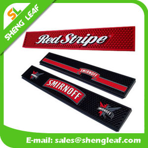 High Quality Beer Bottle Anti Slip Rubber Bar Mat (SLF-BM002) pictures & photos