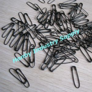 Summer Sales Plated French Style U Shaped Safety Marking Pins (P160708A) pictures & photos