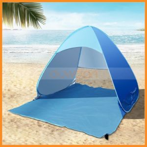 Outdoor Hiking Fishing Beach Camping Practical Quick Automatic Opening UV Protection Tent pictures & photos