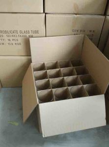 Clear Borosilicate Glass Tube pictures & photos