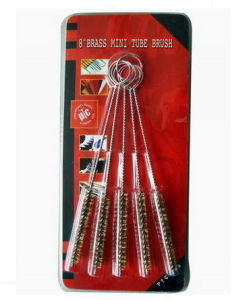 "8"" Brass Spray Gun Cleaning Brush Kit pictures & photos"