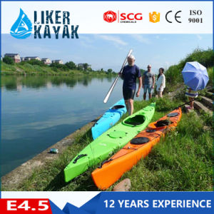 Recommend 2016 PE Hull Single Outrigger Canoe From Sweden pictures & photos