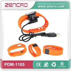Tw64 Waterproof Silicone Bluetooth Smart Wristband Pedometer