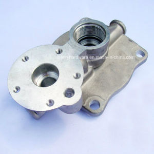 Valve Body Casting, Filter Body Casting pictures & photos