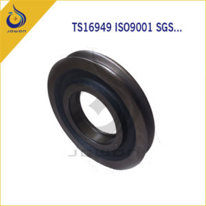 Iron Casting CNC Machining Parts Belt Pulley pictures & photos