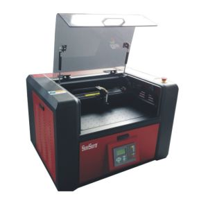Mini Laser Engraving Machine Sewing Machine pictures & photos