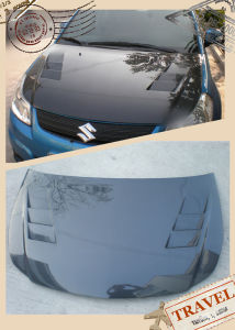 Carbon Fiber Hood for Suzuki Sx4 2007-2008 pictures & photos