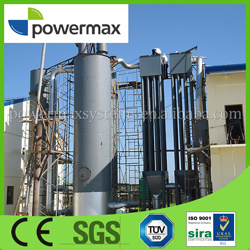 Palm Fiber Biomass Gasification Plant, Powermax Generator, Biomass Plant