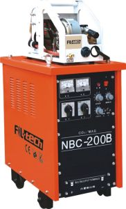 MIG Welder with High Duty Cycle (NBC-400) pictures & photos
