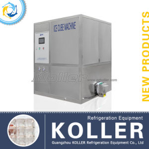 2 Tons/Day Edible Cube Ice Machine for Hotels pictures & photos