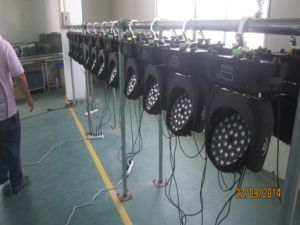 Gaga Lighting 36PCS 10W LED Moving Head Wash Light pictures & photos