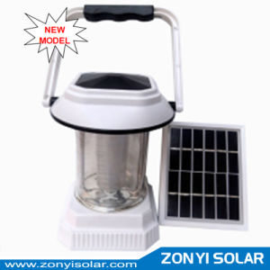 Solar Light Portable with Hander Mobile Charger LED Light pictures & photos