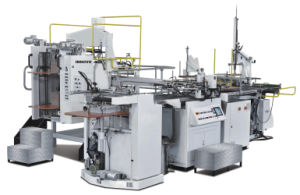Zx-600 Automatic Rigid Box Making Line pictures & photos