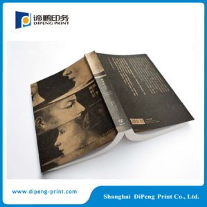 Perfect Binding Novelbook Printing Service pictures & photos