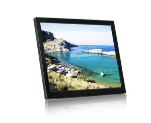 15inch Ultrathing LCD Digital Photo Frame with Wall Mount pictures & photos