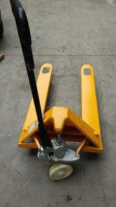 Best Quality and Durable Hydraulic Manual Pallet Truck pictures & photos