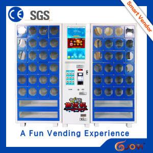 Dual Touch Screen Smart Vending Machine