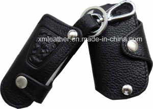 Leather Key Case Key Chain Protector with High Quality pictures & photos
