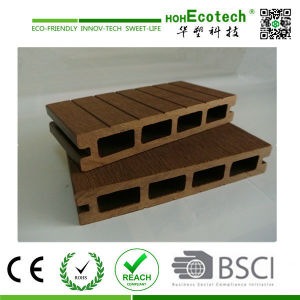 New Material/Outdoor WPC Boardwalk Decking (HD150H25-C) pictures & photos