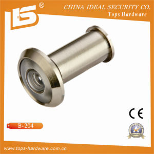 High Quality Zinc Alloy Material Door Viewers (B-204) pictures & photos