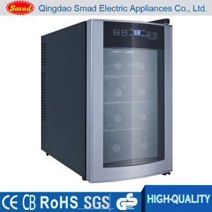 Metal Cabinet Thermoelectric Large Capacity Wine Chiller pictures & photos