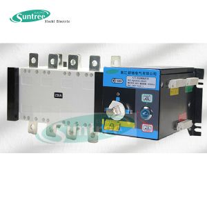 Sq5 ATS Switch Automatic Changeover Switch 16A-3200A pictures & photos
