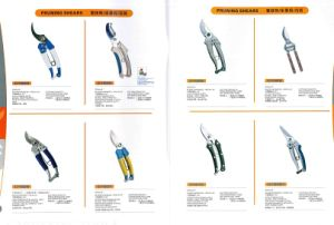 Drop Forged Aluminium Body Titanium Coated Pruning Shears pictures & photos