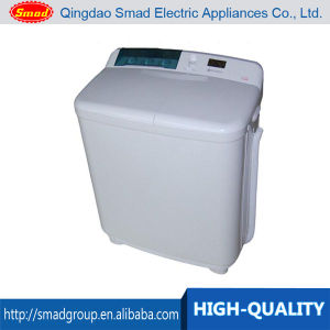 9kg Top Loading Semi-Automatic Twin Tub Washing Machine pictures & photos